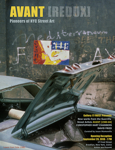Pioneers of NYC Street Art 1980-1984